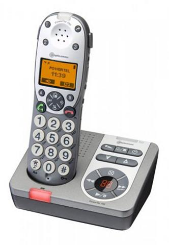 Didelis mygtukinis telefonas »amplicom...