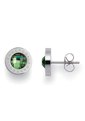 JEWELS BY LEONARDO Pora auskarai »matrix grün«