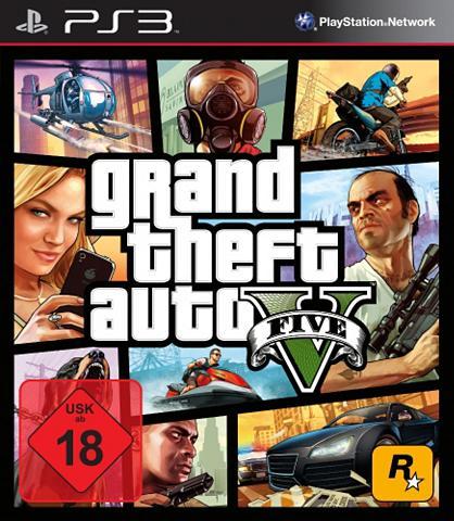 Grand Theft mašina 5 (GTA5) Play Treni...