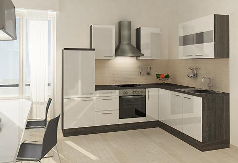 Kampinė virtuvė su E-Geräte »Mia« 260 ...
