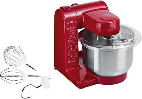 BOSCH Küchenmaschine MUM44R1 500 W 39 l Schü...