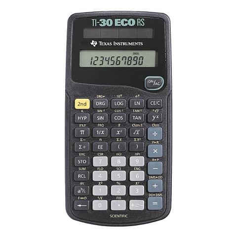 TEXAS Instruments Skaičiuotuvas »TI-30 eco R...