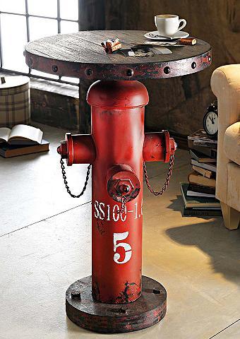 Pristatomas stalas »Fireplug«