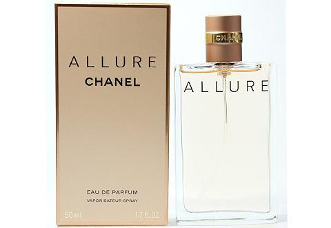 CHANEL Eau de Parfum »Allure«