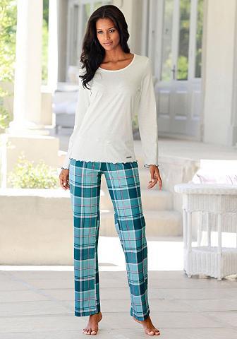 Flanelė pižama in klaiskinio stiliaus ...