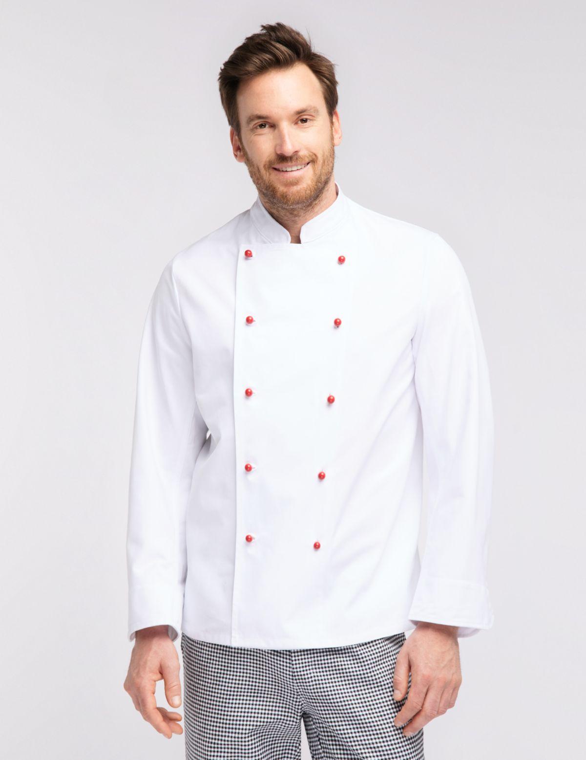Berufsbekleidung Koch Die typische Kleidung eins Kochs