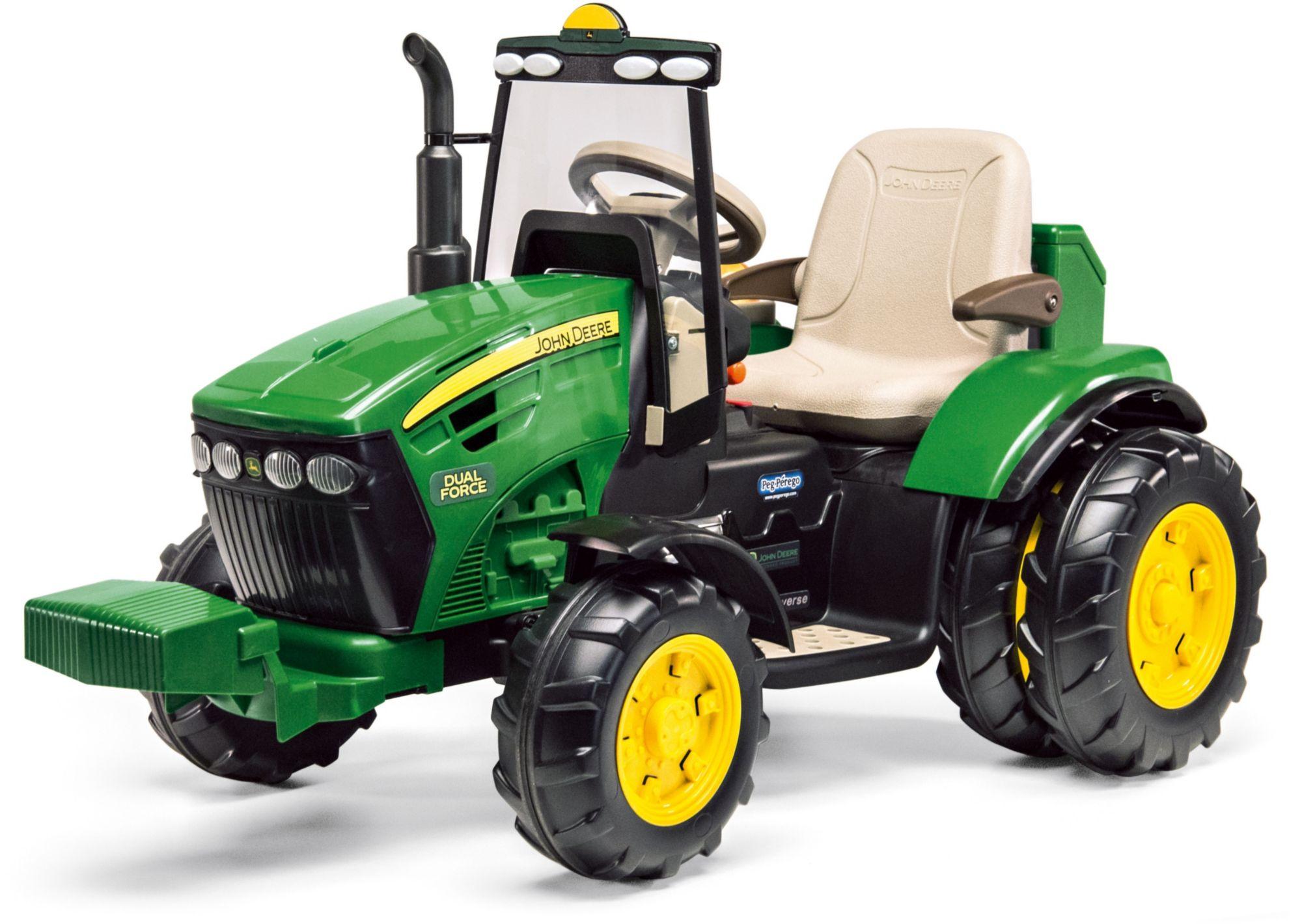 трактор peg perego электромобиль #11